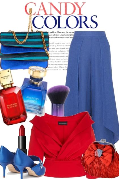 Candy Colors 2- Modekombination