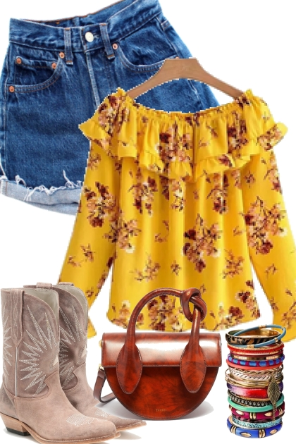 Country Walk- Modekombination