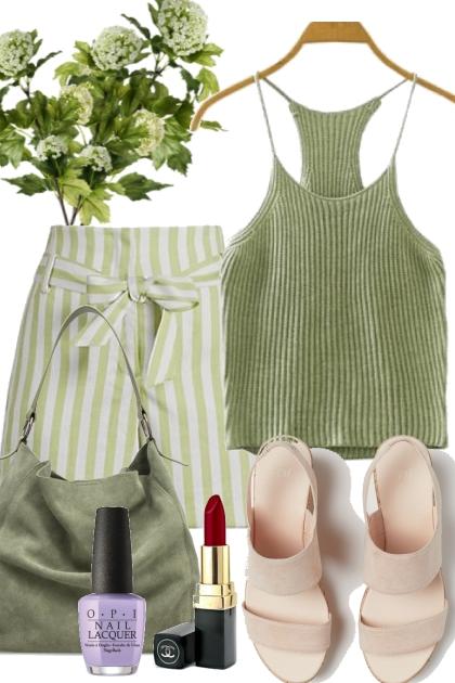 Summer Greenery