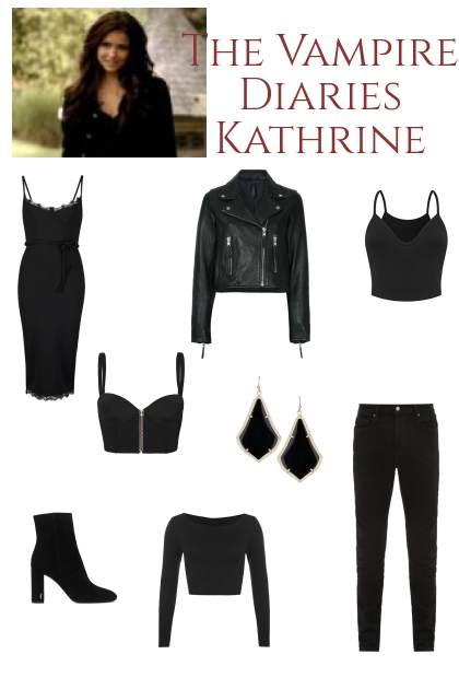 Vampire Diaries Kathrine Pierce
