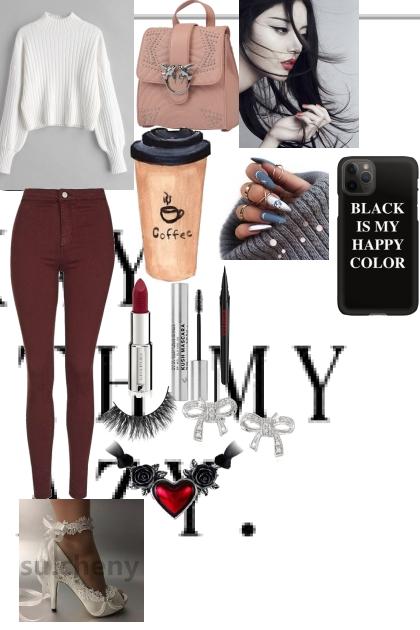 to the mall- Combinazione di moda