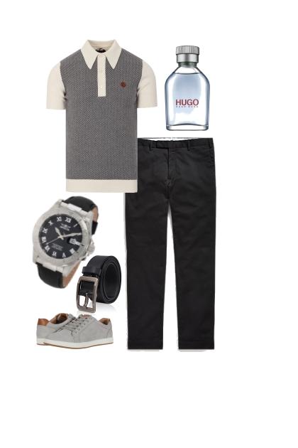 Street style №1_men
