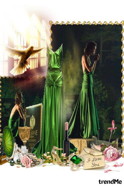zeleno okajanje