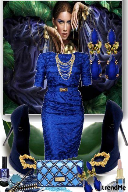 Kraljevsko plava.