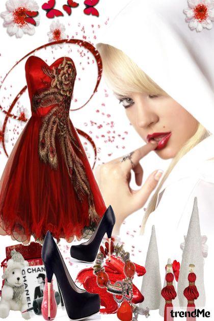 Red Valentine!