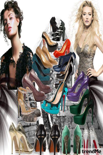 Every woman's dream :)- Modna kombinacija