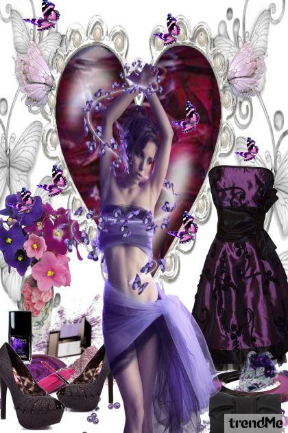 Purple slave....