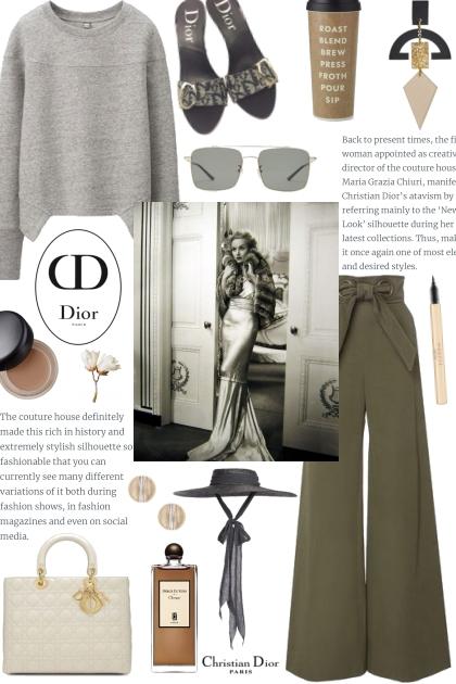Mrs. Dior