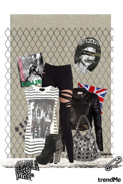 A touch of punk