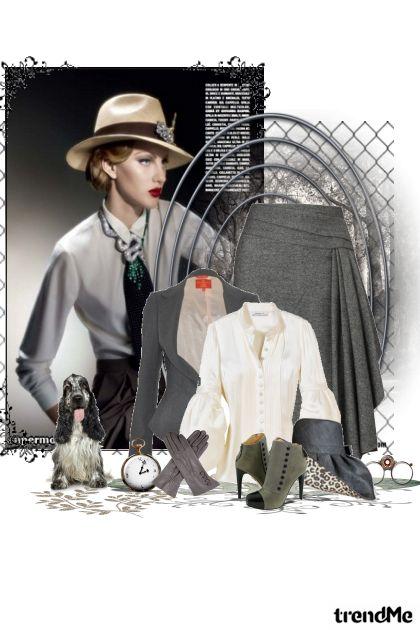 the Dutchess from collection kolekcija by MissTwiggy