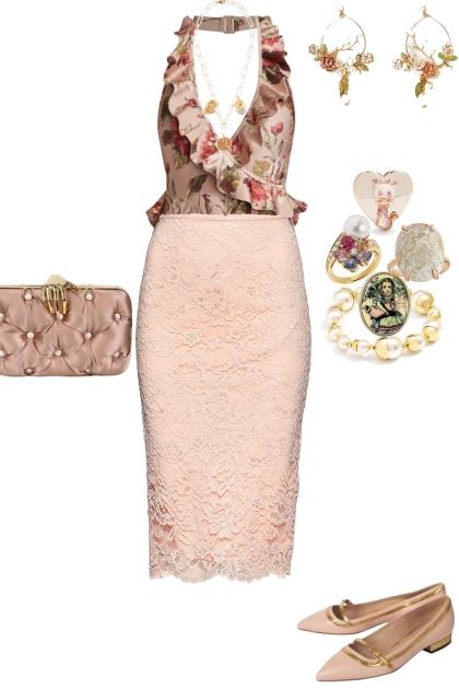 Pink- Modna kombinacija
