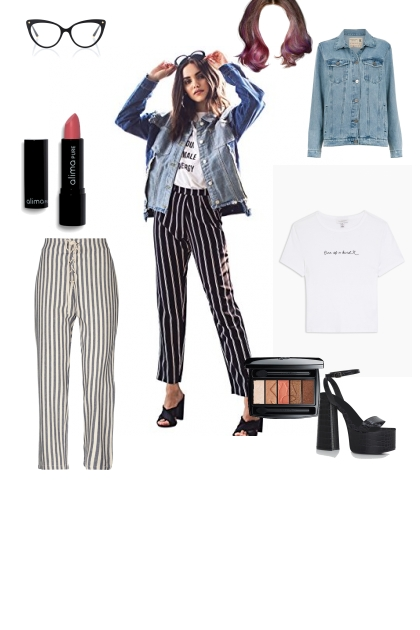 easy outfit reacreation