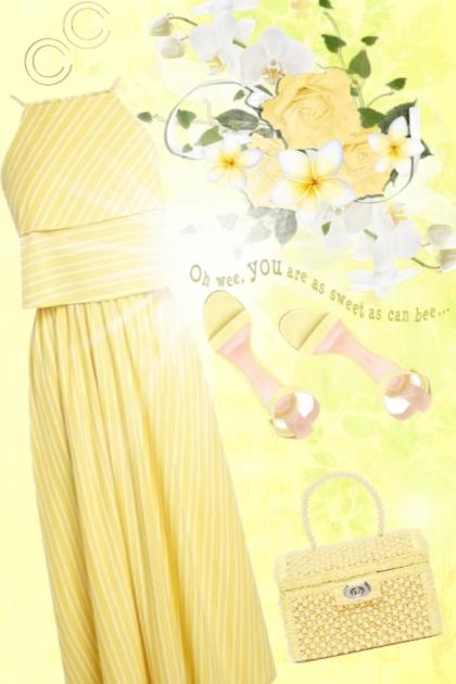 87/Sweet yellow