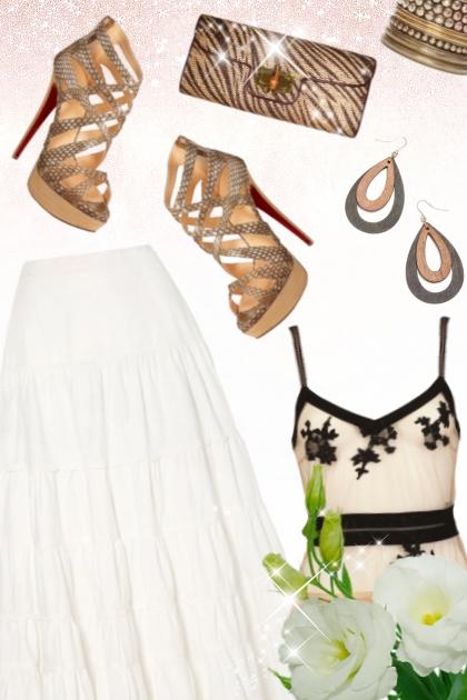 90/ Summer date- Combinaciónde moda