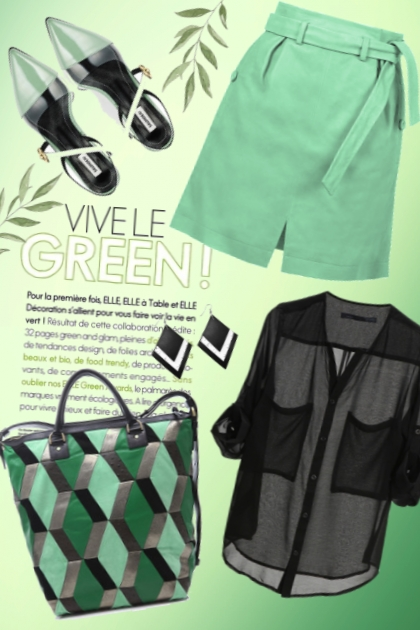93/Vive le green!