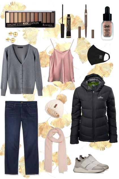 Winter 2021 - today's outfit 5 February