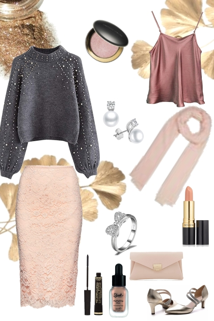 Winter 2021 - elegance- Fashion set