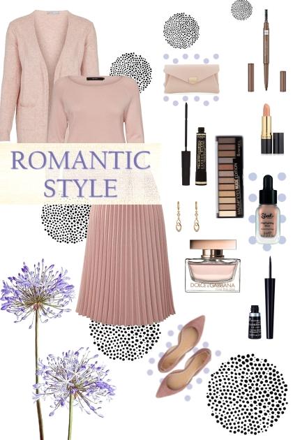 Spring 2021 - romantic style
