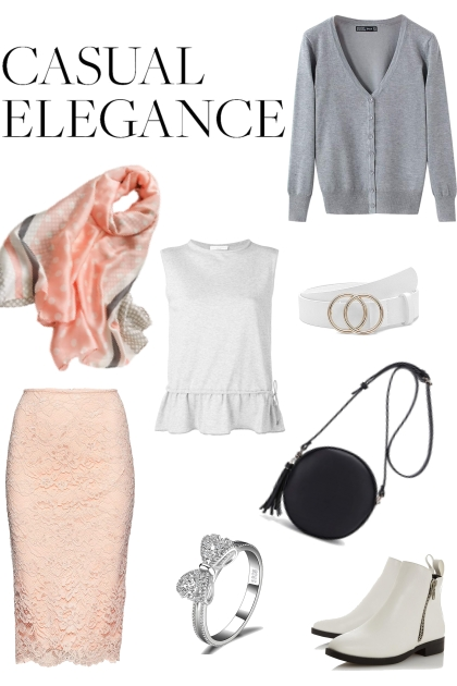 Take 1 make 5 - casual elegance
