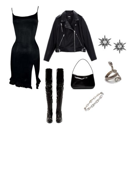 main villain- Combinazione di moda