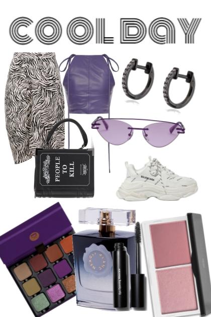 cool day- Combinazione di moda