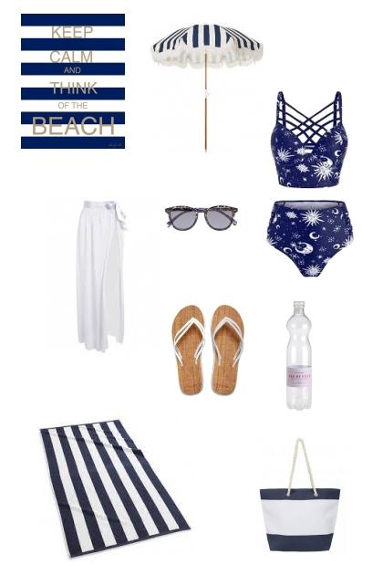 Beach Time- Modna kombinacija