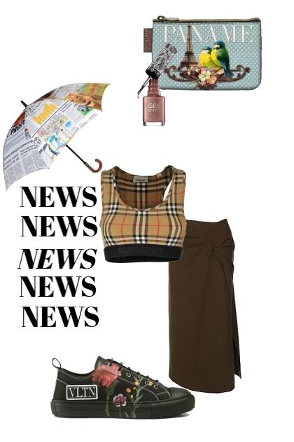 NEWS girl CUTIE