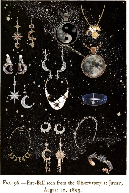 Spacecore Themed Jewelry Top Picks