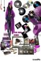 rhythm of purple