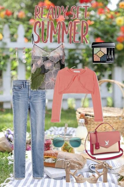 Ready, Set, Summer