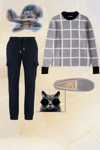 cozy oufit