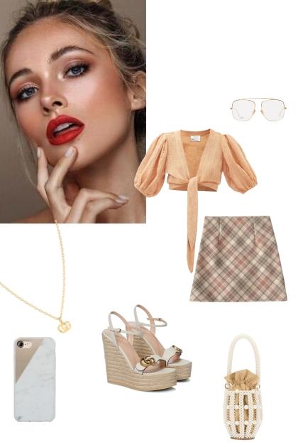 summer or spring- Fashion set