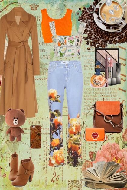 me - library - Fashion set