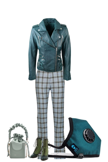 The Watson PRO Set - Teal Outfit for Autumn