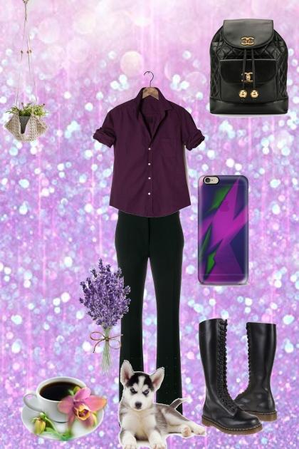 octo everyday- Fashion set