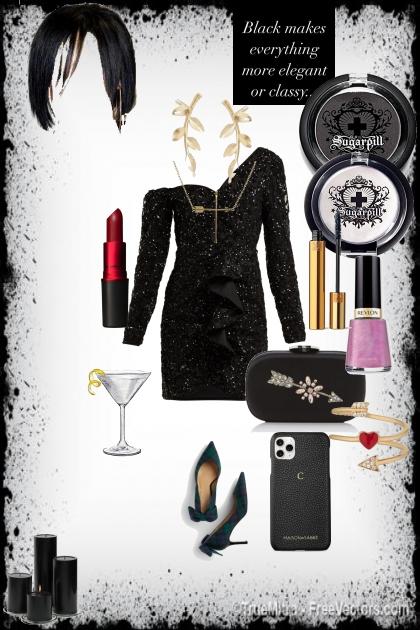 aria party- Fashion set