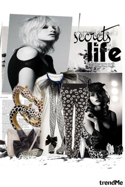 secrets life...