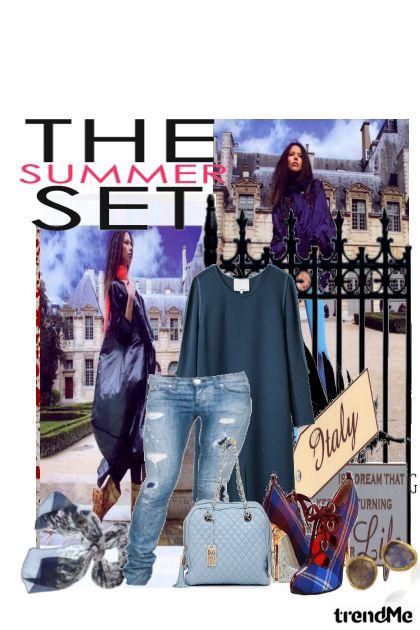 the summer set...