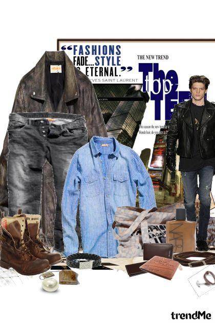 man style...