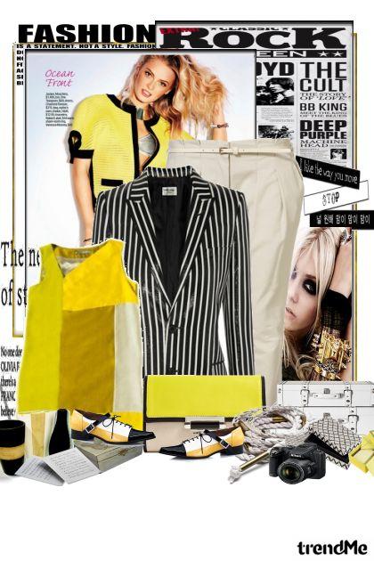 fashion rock...