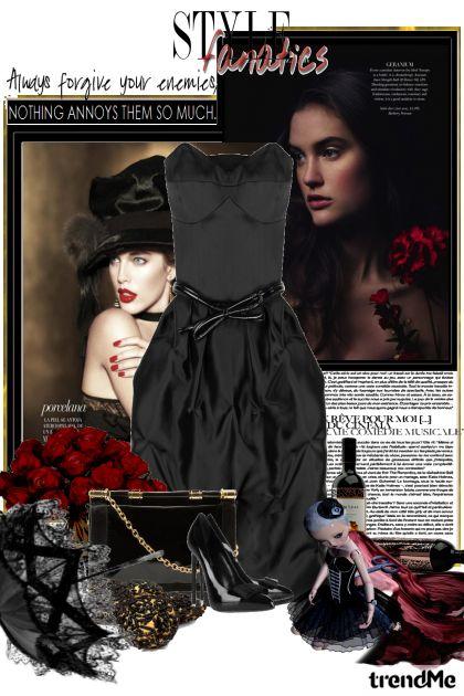 black style♣♣♣