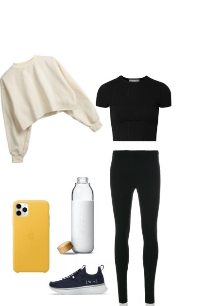 autumn run - Fashion set