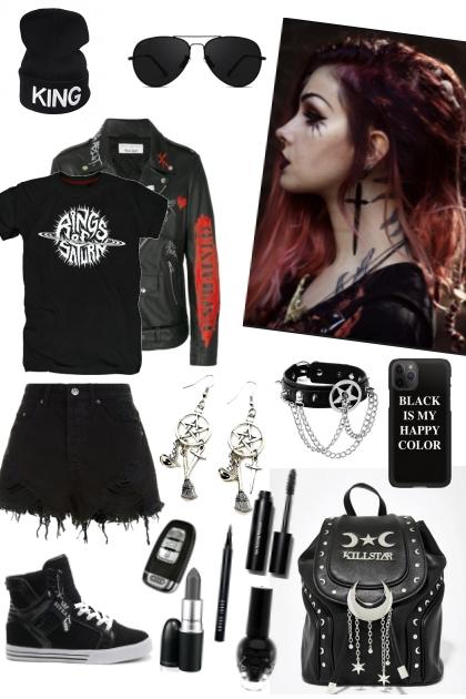 gothic teen #7