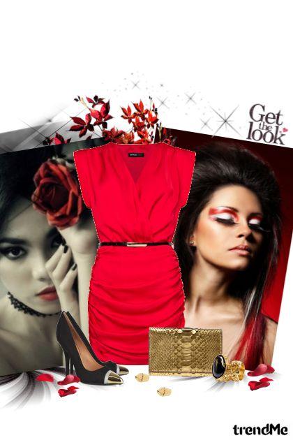 Za Kristinu...- combinação de moda
