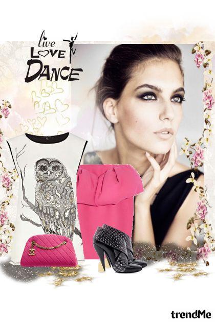 Live,love,dance!