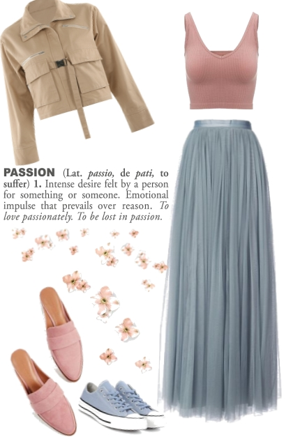 Spring Time Passion