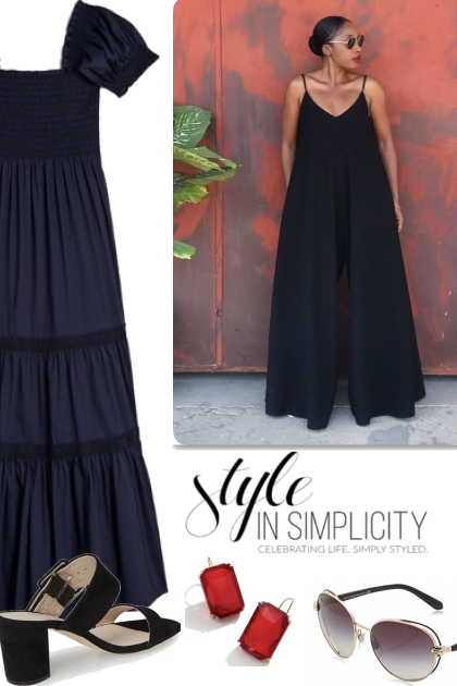 Summer wardrobe: Maxi Dresses