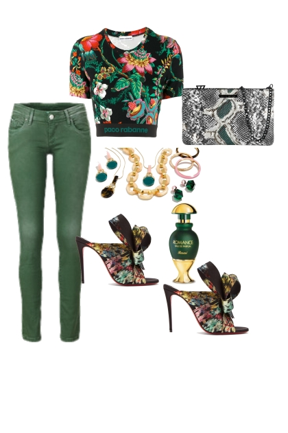 tropical night out