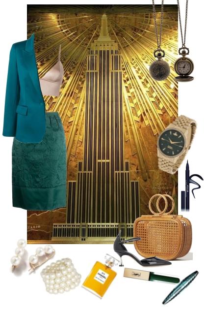 Are You a Loki or a Time Keeper?- Combinaciónde moda