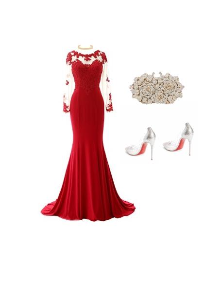 Rouge elegance